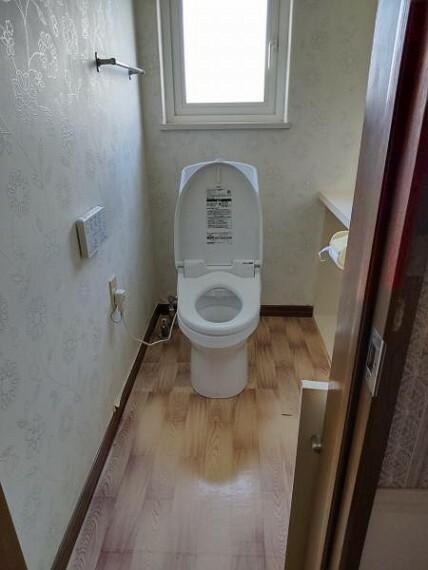 トイレ [トイレ]既設のトイレになります。ハウスクリーニングを行います。