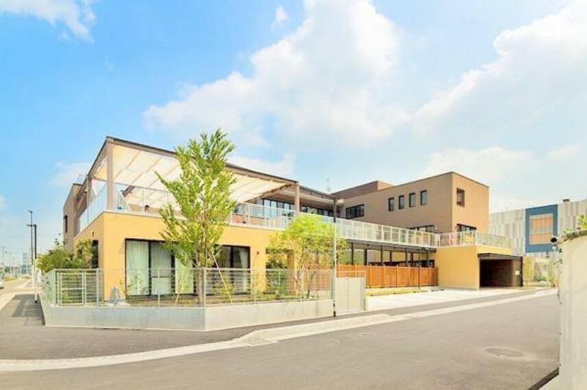 幼稚園・保育園 えびなの風保育園