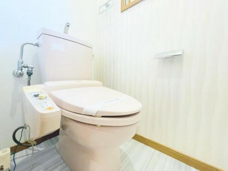トイレ 【ウォシュレット付きトイレ】