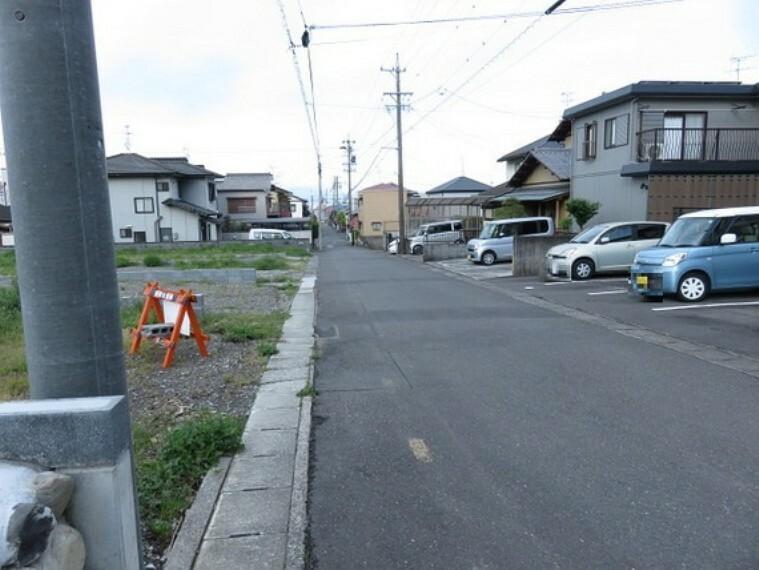 現況写真 東海道本線「草薙」駅をご利用いただけます。
