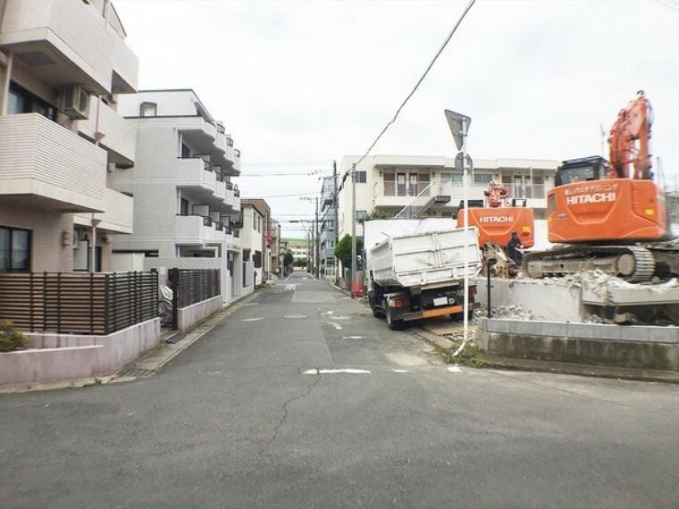 現況外観写真 6月6日撮影!。東京メトロ東西線「南行徳」駅徒歩11分です。グレードアップされた住宅設備です。