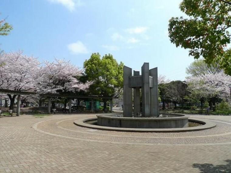 公園 渡田新町公園