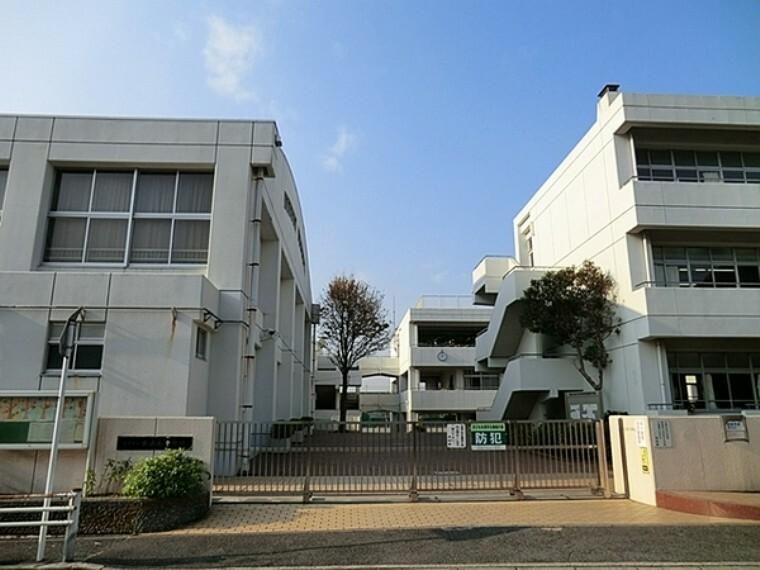 中学校 横浜市立東永谷中学校