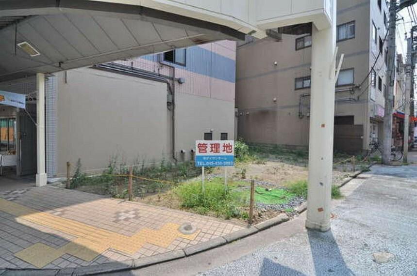 外観・現況 建築条件なし売地なのでお好きなハウスメーカーで建築可能です。