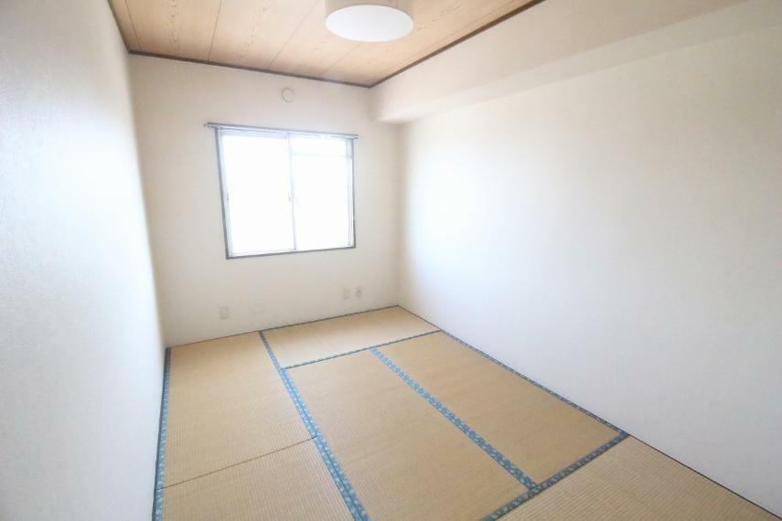 和室 北東側にある和室です、6畳あります