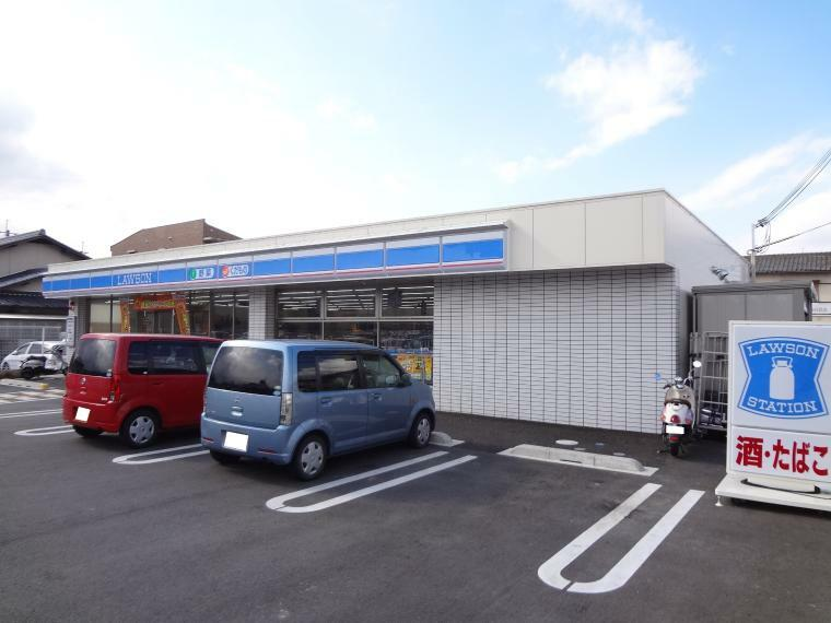 コンビニ ローソン 宇治小倉堀池店