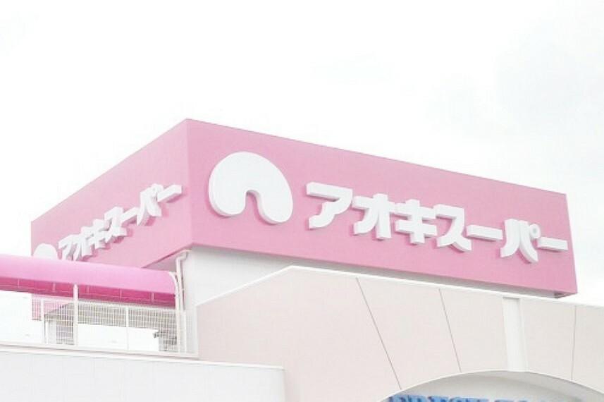 スーパー アオキスーパー 岡崎康生店