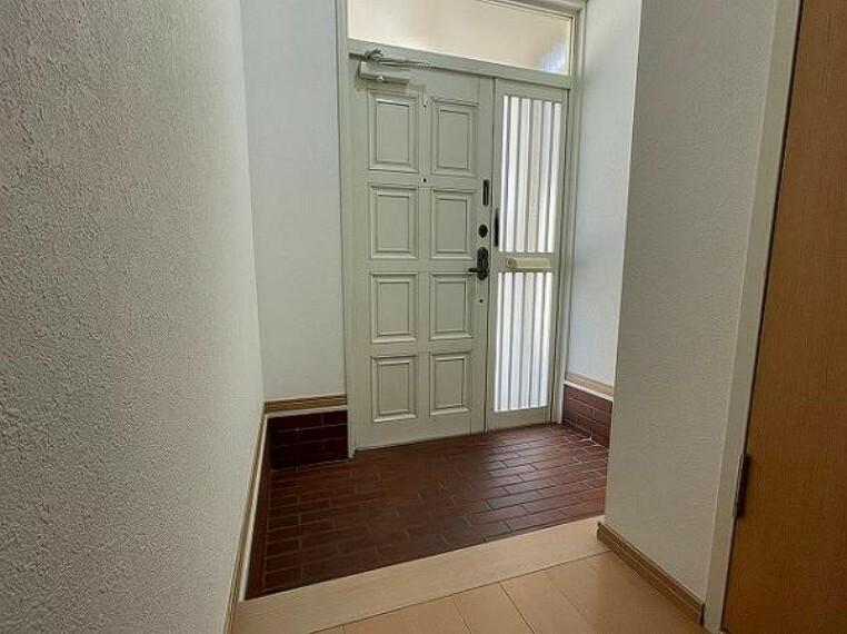 玄関 お家のご質問はお気軽にご相談下さい。