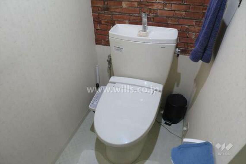 トイレ トイレ[2021年4月18日撮影]2013年8月にリフォーム済みです。大変丁寧にお使いです。
