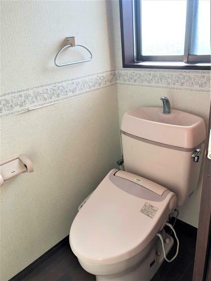 トイレ 2階