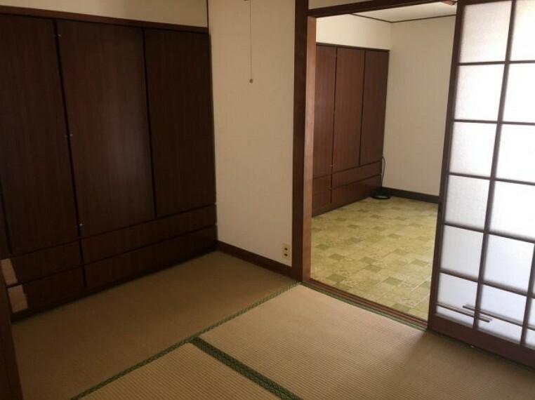 和室 和室です