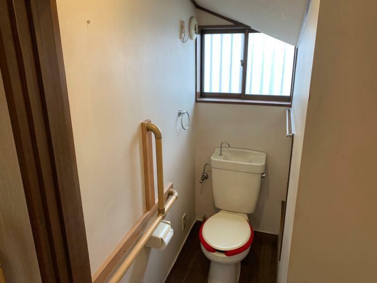 トイレ 2021/4/25撮影