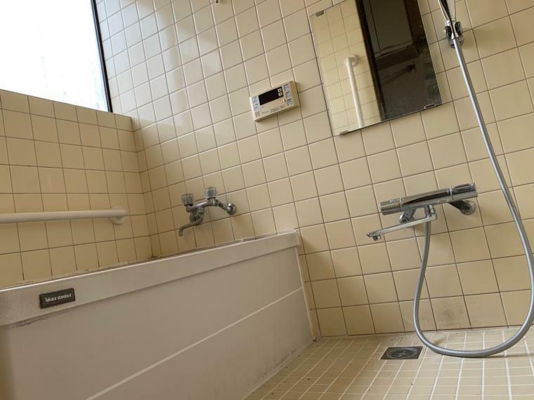 浴室 2021/4/25撮影