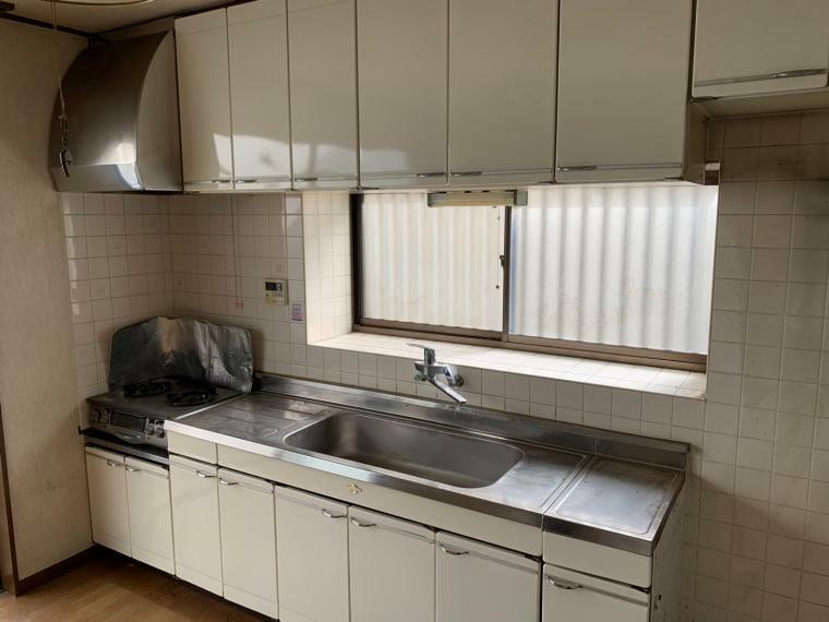 キッチン 2021/4/25撮影
