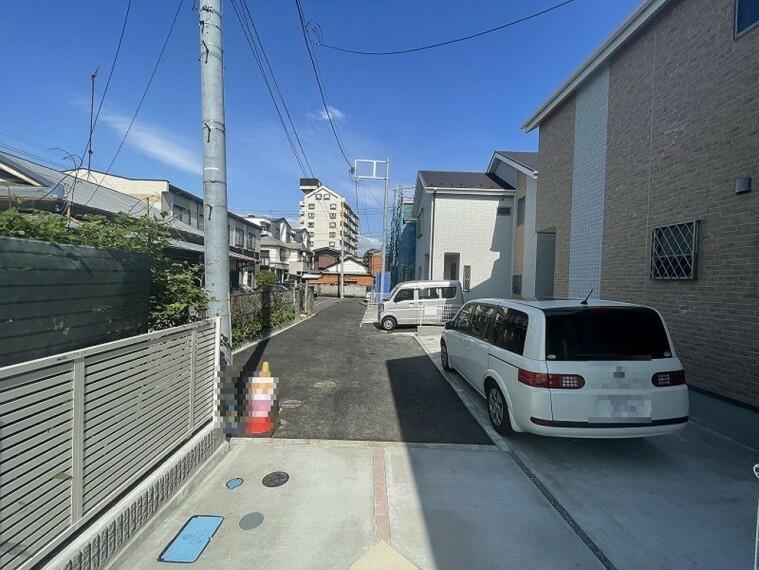 現況外観写真 新宿や横浜へ出やすく通勤通学、お出掛けにも便利です。