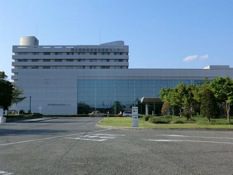 病院 【総合病院】国立病院東京医療センターまで913m