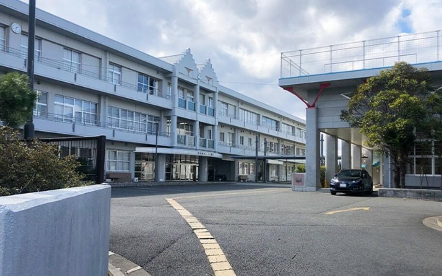 市立台原中学校