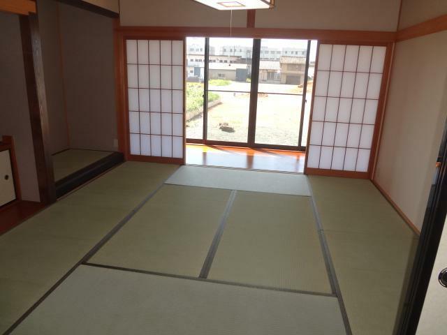和室 1階東南(縁側側)の6畳和室