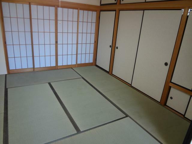 和室 1階東西6畳和室