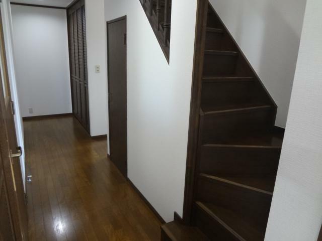階段~1階廊下