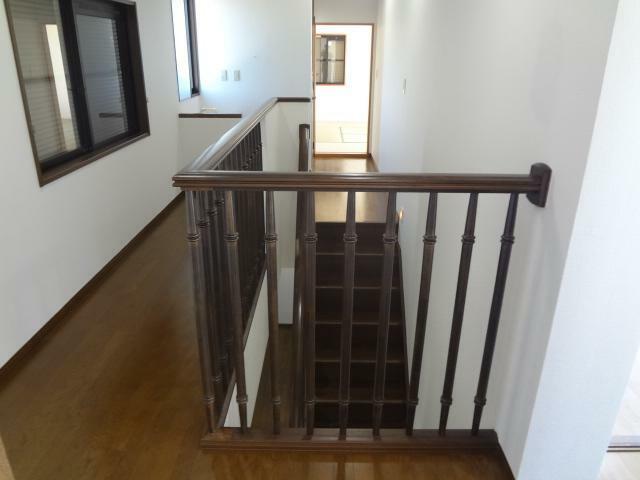 階段~2階廊下