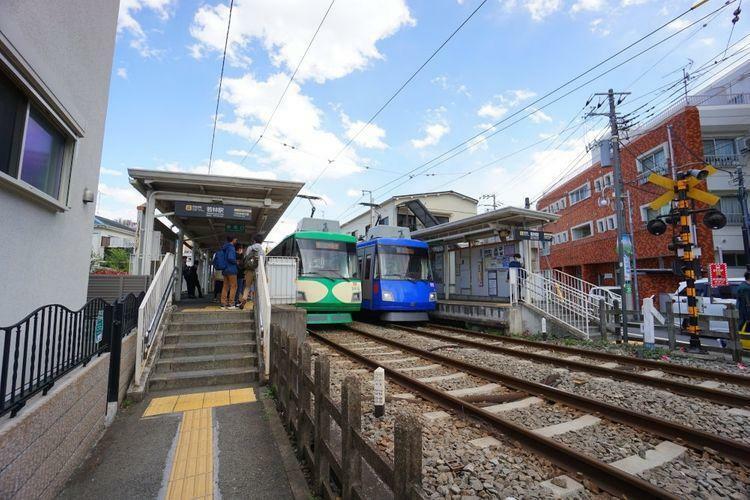 若林駅(東急 世田谷線) 徒歩5分。
