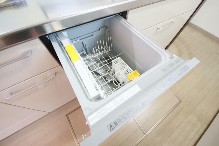 食洗器 除菌にもなり、衛生面も安心です(*^^*)