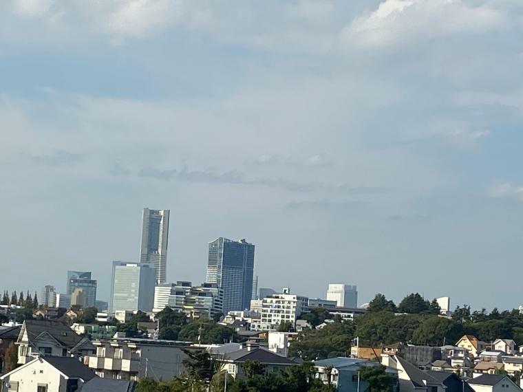 現況写真 LDからの眺望(ランドマーク方面)
