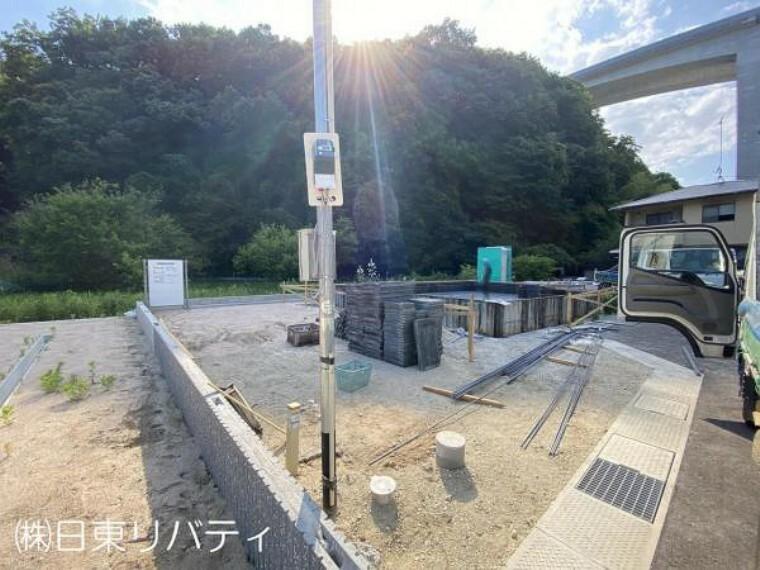 現況外観写真 現地(2021年6月)撮影