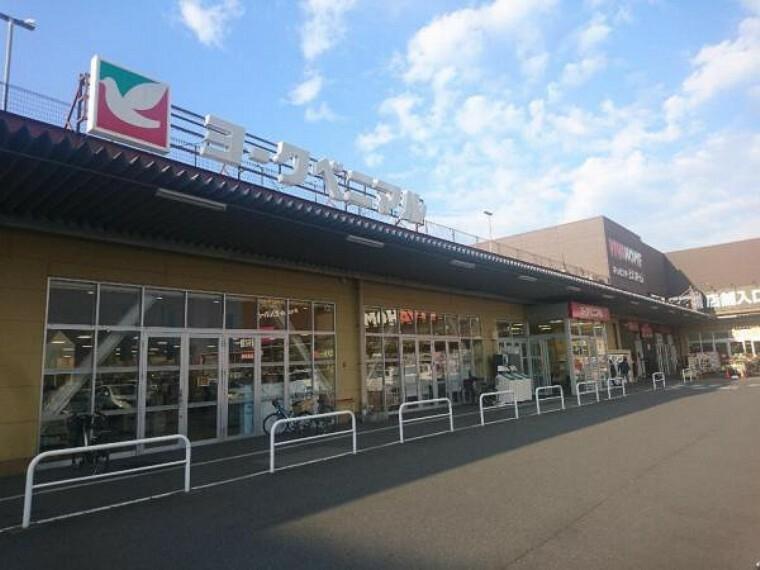 スーパー ヨークベニマル鹿沼睦店様まで約1200m(徒歩15分)です。