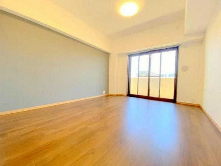 居間・リビング 安心のアフターサービス保証付きのお部屋になります