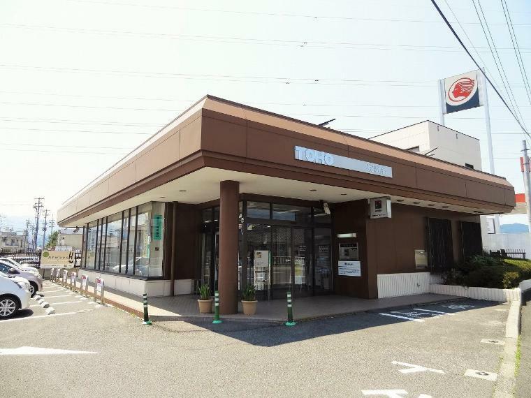 銀行 東邦銀行 平野支店