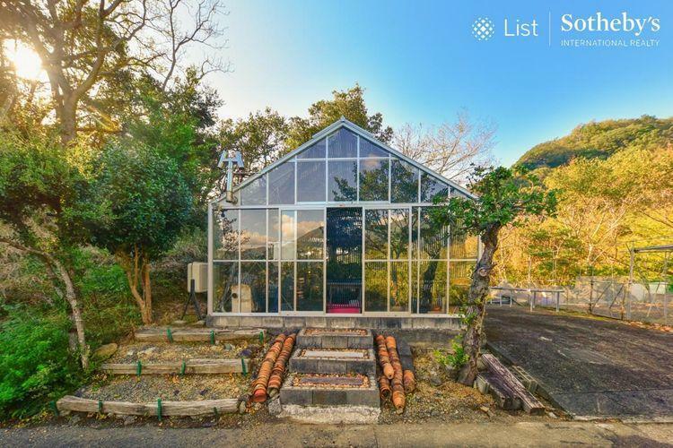 家庭菜園温室