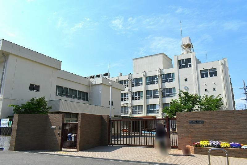 中学校 大阪市立宮原中学校