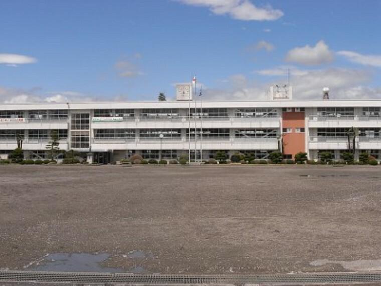 中学校 高根沢町立阿久津中学校