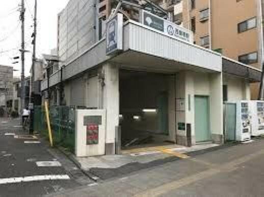 西巣鴨駅(都営地下鉄 三田線) 徒歩6分。
