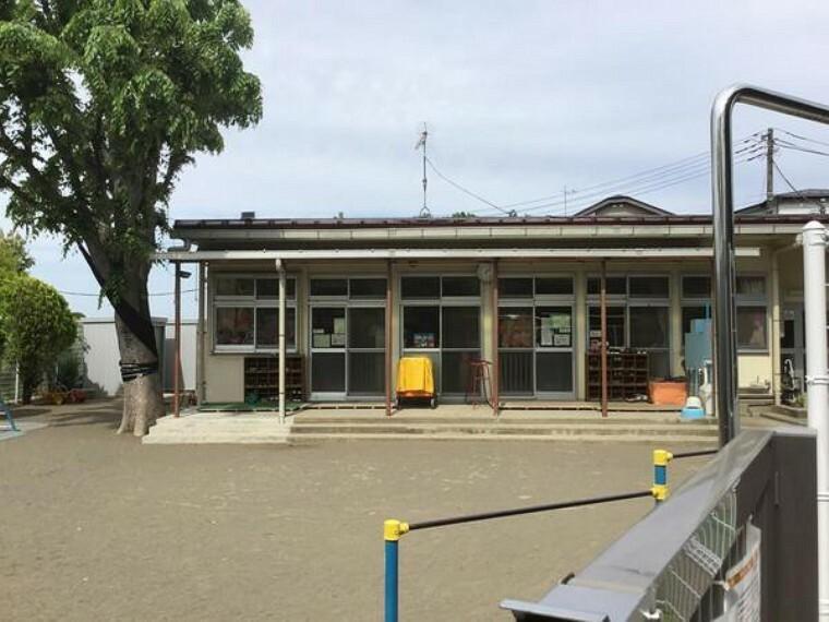 幼稚園・保育園 横浜市向台保育園