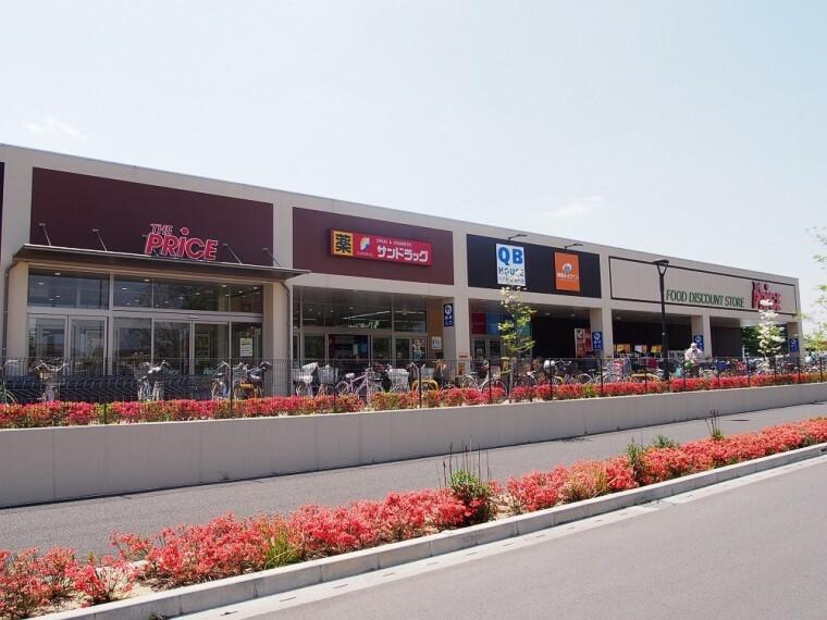 ショッピングセンター 【ショッピングセンター】ザ・プライス 野田店まで2349m
