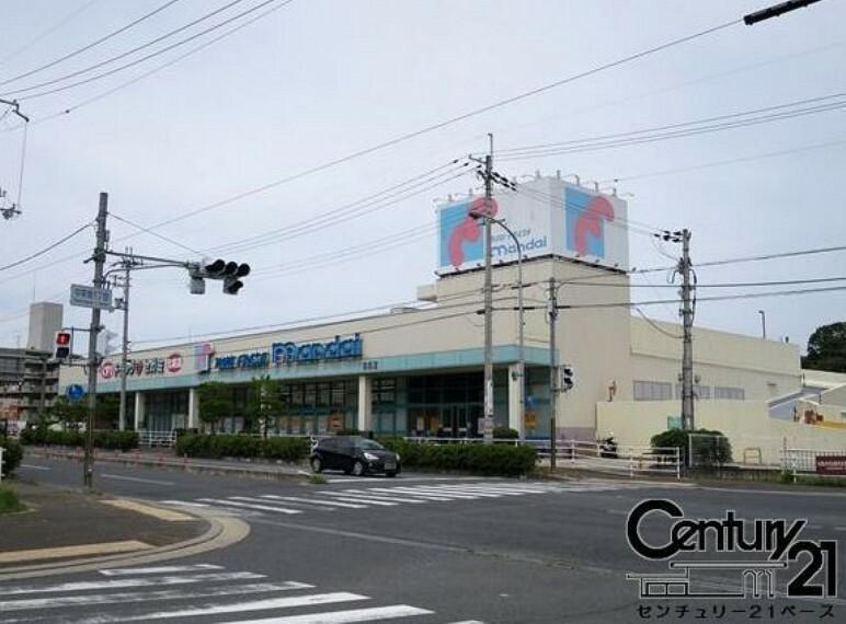 スーパー 万代菜畑店