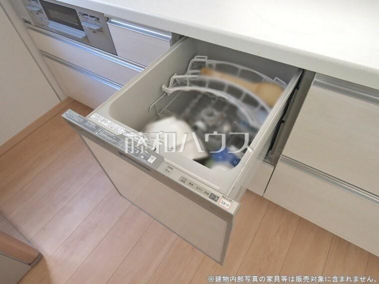 キッチン キッチン 食器洗い乾燥機 【中野区上鷺宮5丁目】