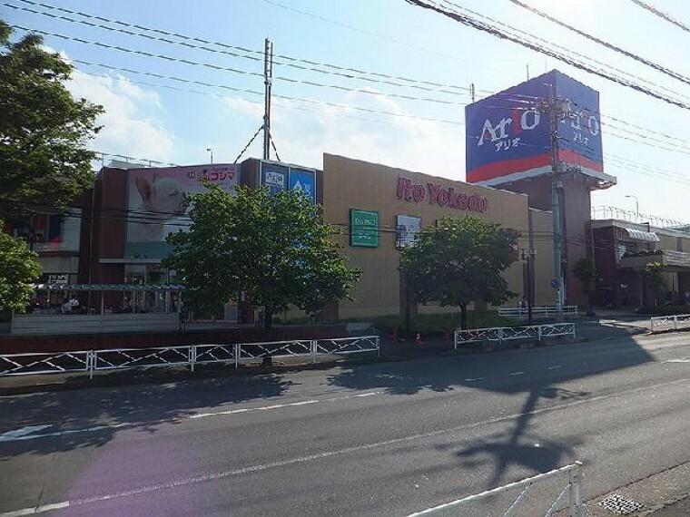 アリオ深谷・・・イトーヨーカドーとアリオモールの複合施設で、かなり便利な大型商業施設です!