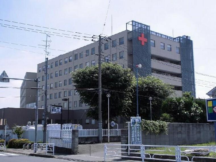 深谷赤十字病院・・・公的病院としての役割である救急医療や紹介患者の受入、周産期医療、災害拠点施設としての機能を整えることはもちろん、高度かつ専門的な医療を提供すべく、各分野の先進的な医療を積極的に導入しています!