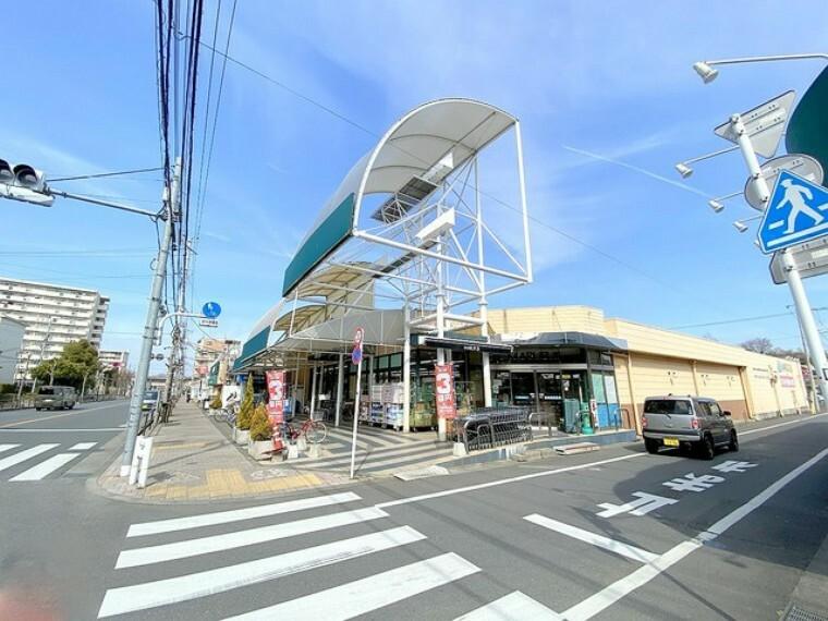 スーパー マルフジ福生南田園店