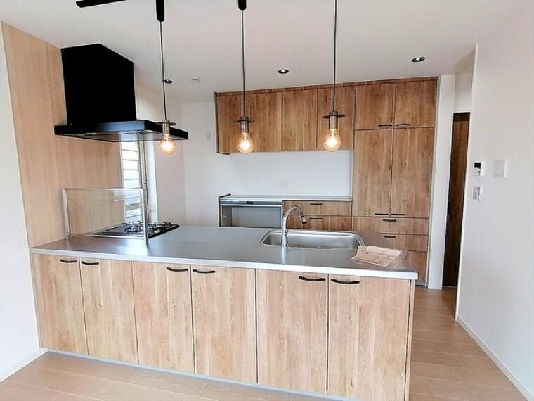 キッチン キッチン■多摩市聖ヶ丘3 新築一戸建て■
