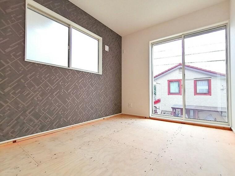 居室■多摩市聖ヶ丘3 新築一戸建て■