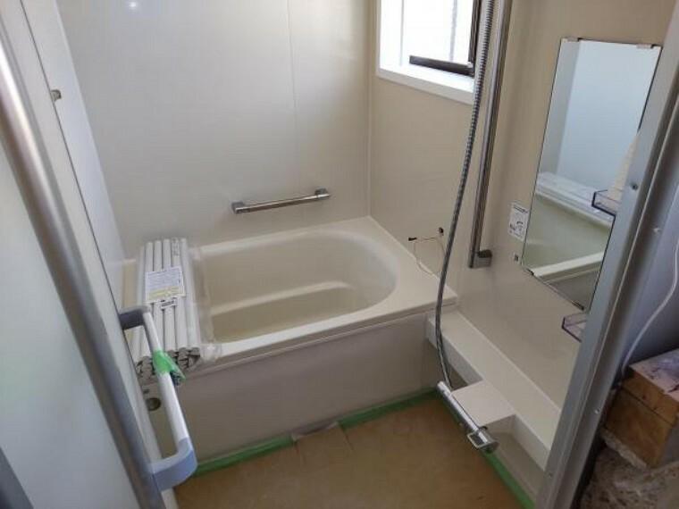 浴室 浴室は、新規にてユニットバスに新品交換予定です。浴室乾燥機採用予定です。