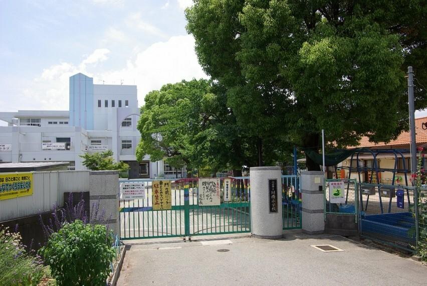 小学校 【小学校】川西市立川西小学校まで351m