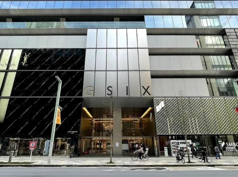 ショッピングセンター GINZA SIX