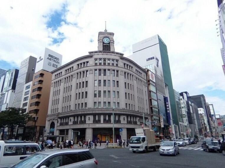 ショッピングセンター 銀座三越