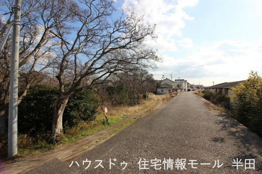 外観・現況 鬼崎北小学校まで徒歩14分(約1100m)
